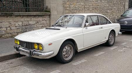 Voiture de collection « Lancia Flavia Coupé »