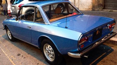 Voiture de collection « Lancia Fulvia »