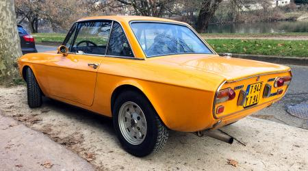 Voiture de collection « Lancia Fulvia 1600 HF »