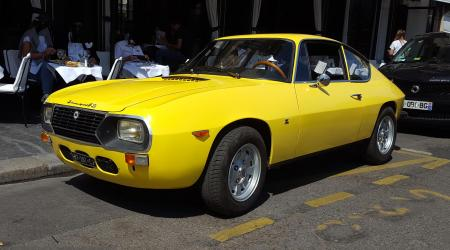 Voiture de collection « Lancia Fulvia Zagato »