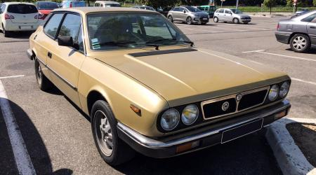 Voiture de collection « Lancia Beta (β) Executive HPE 2000 IE »