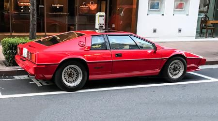 Voiture de collection « Lotus Esprit S2 »
