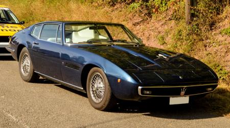 Voiture de collection « Maserati Ghibli »