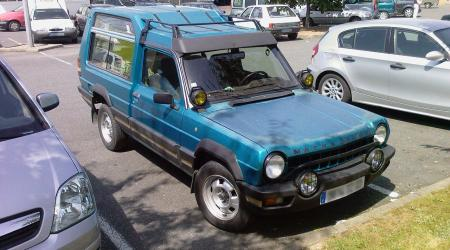 Voiture de collection « Matra Rancho »
