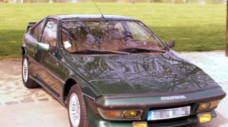 Voiture de collection « Matra Murena »