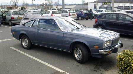 Mazda 121 Coupé