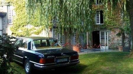 Voiture de collection « Mercedes 450 SEL »
