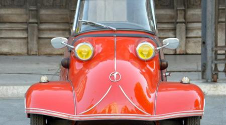 Voiture de collection « messerschmitt_kr_200 »