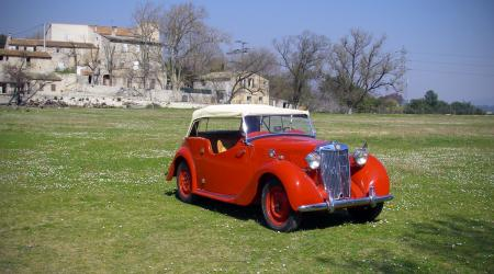 Voiture de collection « MG Y-type 1947 »