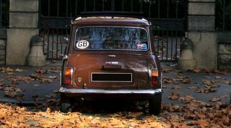Voiture de collection « Mini 1000 1976 Boite automatique »