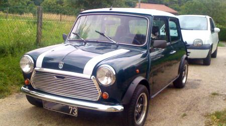 Voiture de collection « Mini 1000 special »
