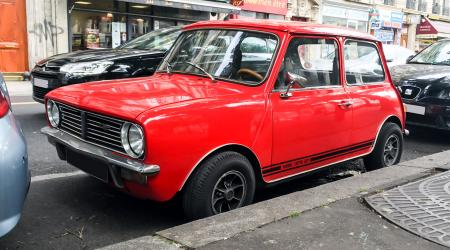 Voiture de collection « Mini 1275 GT »