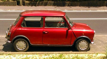Voiture de collection « Mini »