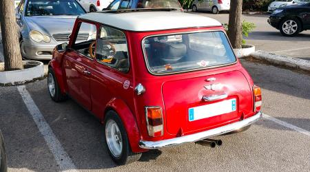 Voiture de collection « Mini Cooper »