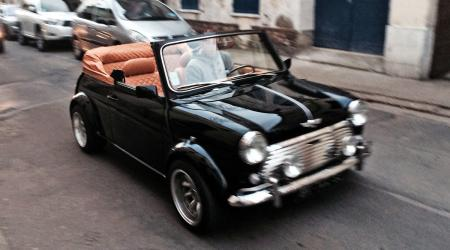 Voiture de collection « Mini Cabriolet »