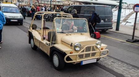 Voiture de collection « Mini Moke »