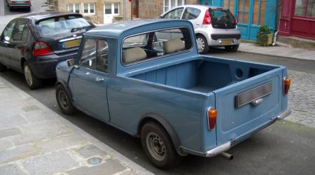 Voiture de collection « Mini Pick Up »