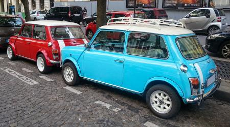 Voiture de collection « 2 Minis ! »