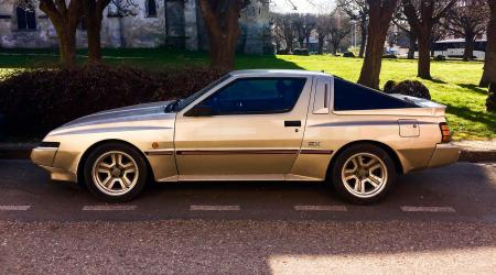 Voiture de collection « Mitsubishi Starion EX »