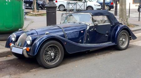 Voiture de collection « Morgan Roadster »