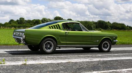 Voiture de collection « Ford Mustang Fastback 1967 »