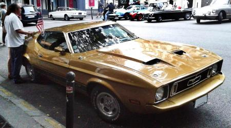 Voiture de collection « Mustang Mach 1 »