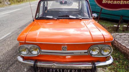 Voiture de collection « NSU TT »