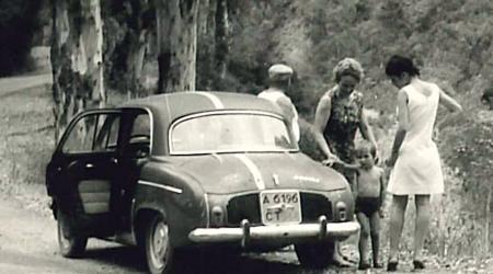 Renault Ondine en Kabylie