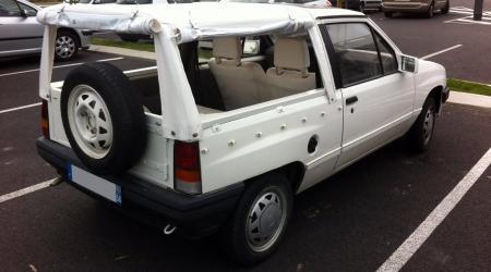 Opel Corsa Pickup