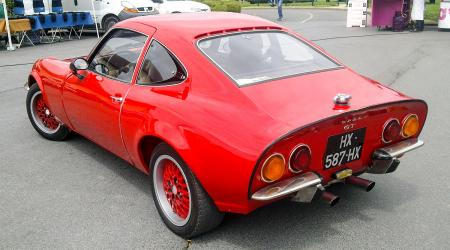 Voiture de collection « Opel GT »