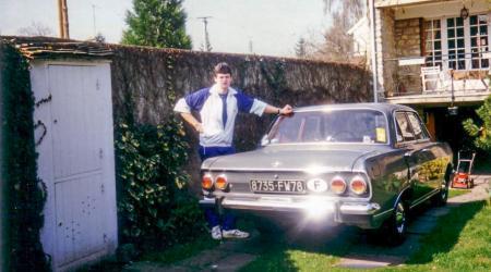 Opel Rekord B 1966