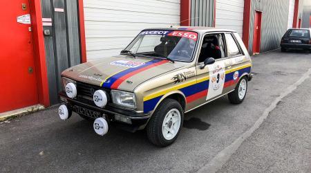 Peugeot 104 ZS