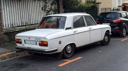 Voiture de collection « Peugeot 304 S »