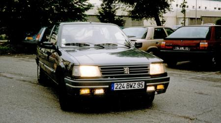 Voiture de collection « Peugeot 309 SX »