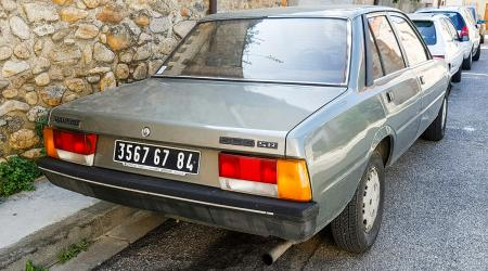 Voiture de collection « Peugeot 505 SR »