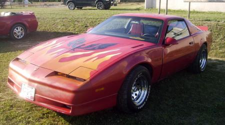 Voiture de collection « Pontiac Trans Am »