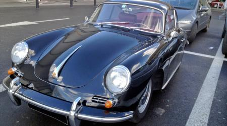 Voiture de collection « Porsche 356 »