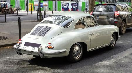 Voiture de collection « Porsche 356 C »