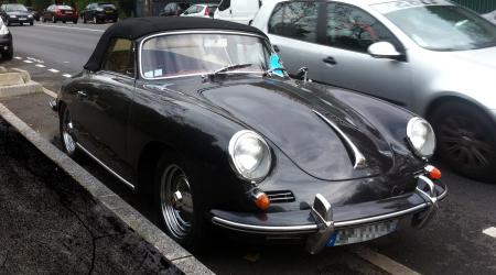 Voiture de collection « Porsche 356 S cabriolet »