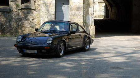 Voiture de collection « Porsche 911 3,2L 1988 »