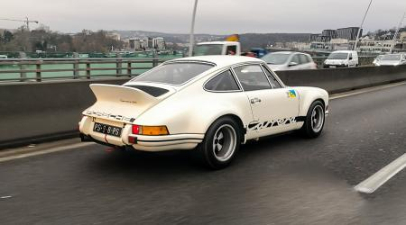 Voiture de collection « Porsche 911 2,8L RSR »