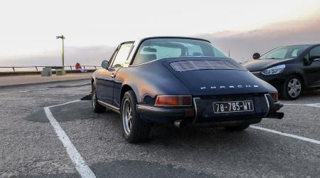 Voiture de collection « Porsche 911 Targa 2.2l »