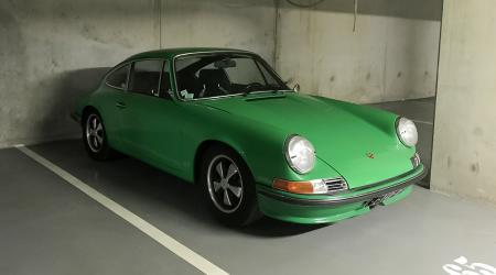 Voiture de collection « Porsche 911 »