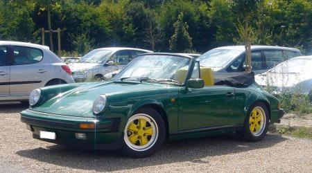 Voiture de collection « Porsche 911 Lotus ! »