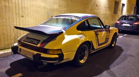 Voiture de collection « Porsche 911 Martini »