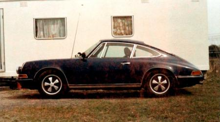 Voiture de collection « Porsche 911 S 1971 »