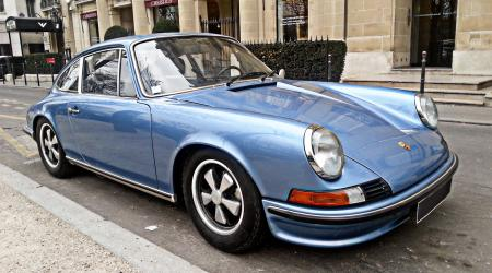 Voiture de collection « Porsche 911S 2,4L »