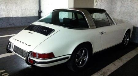 Voiture de collection « Porsche 911S Targa »