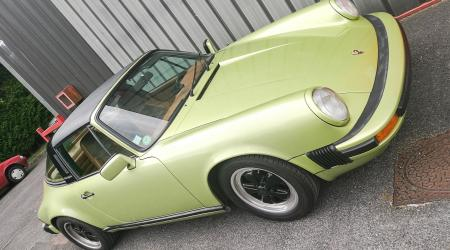 Voiture de collection « Porsche 911 Targa 3.0 »
