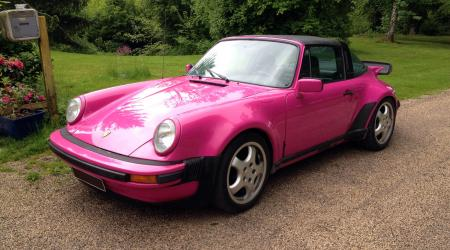 Voiture de collection « Porsche 911 RS Targa »